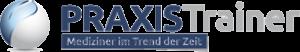 Logo: PraxisTrainer - Mediziner im Trend der Zeit
